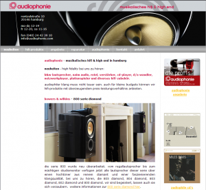 Audiophonie (Germany)