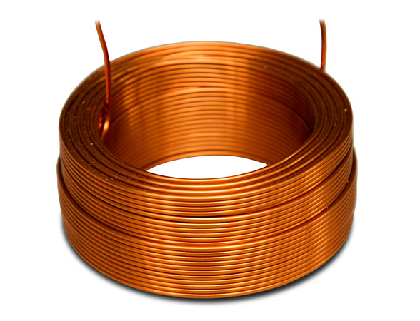 Air Core Wire Coil - Jantzen-audio.com Coiled Wiring on