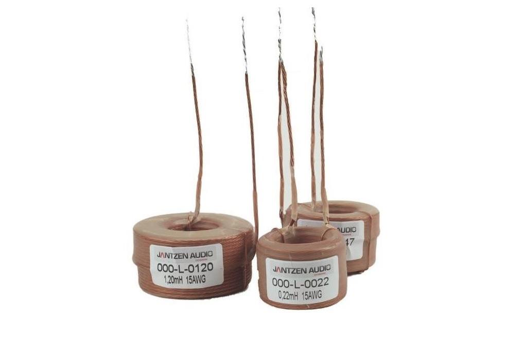 Litz Wire Wax Coil - Jantzen-audio.com