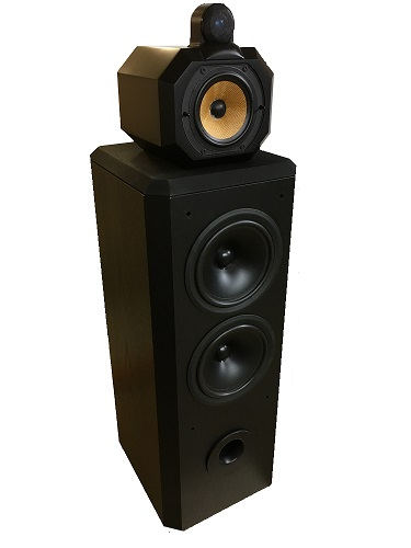 B&W 802 S3 Matrix - Upgrade Kit - Jantzen-audio com