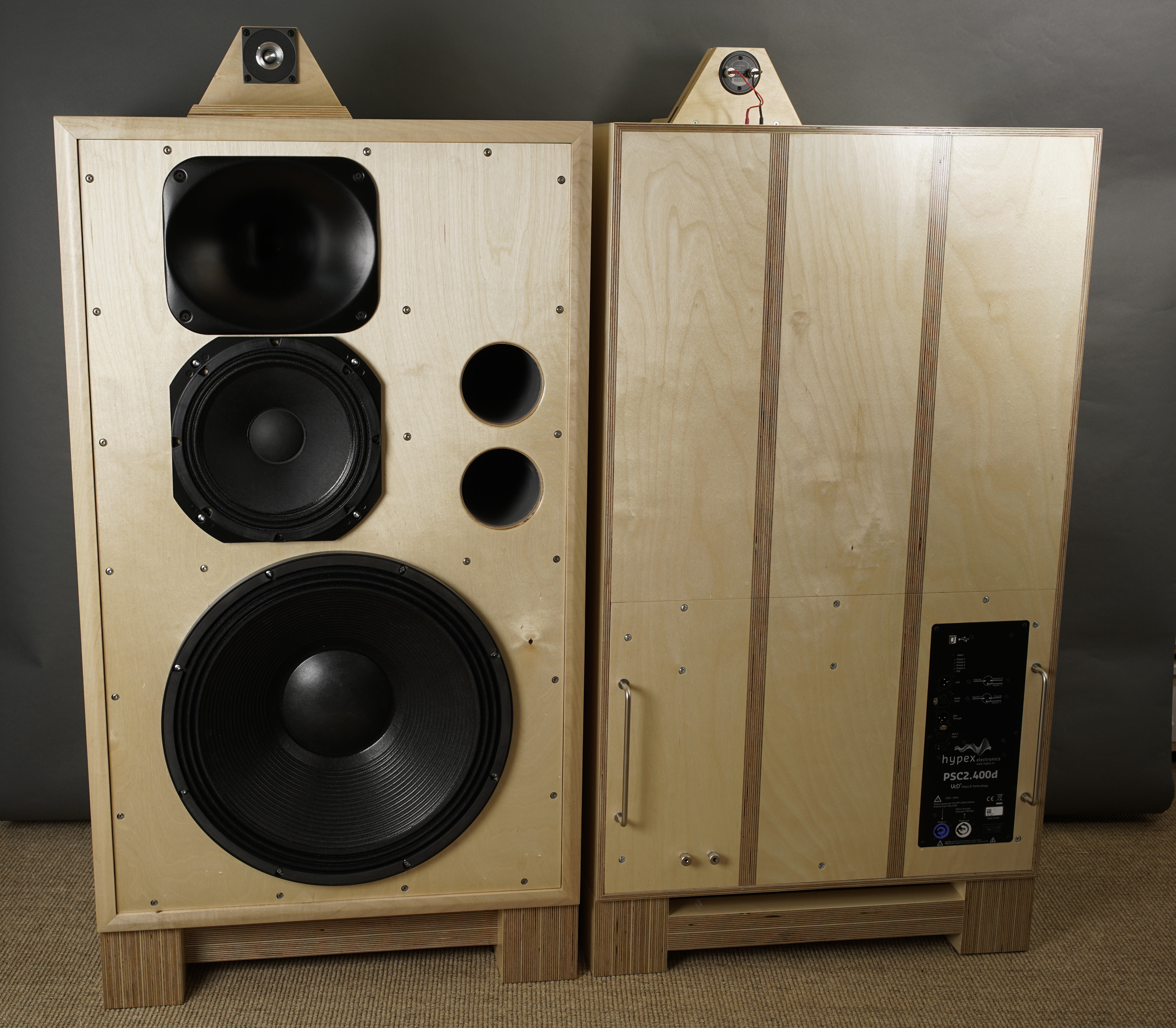 The Loudspeaker Jantzen Audio Com